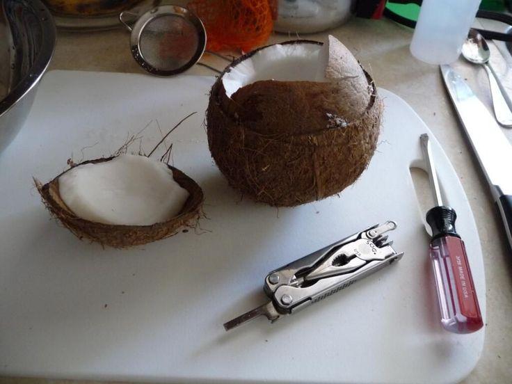 Coconut Rum Recipe CR - 2 - Cracking.jpg | Food: Cordials and Liquors ...