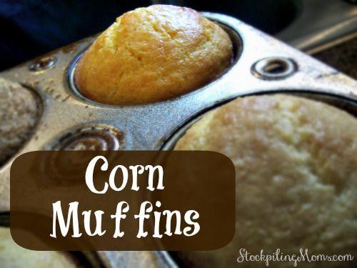 Corn Muffins2