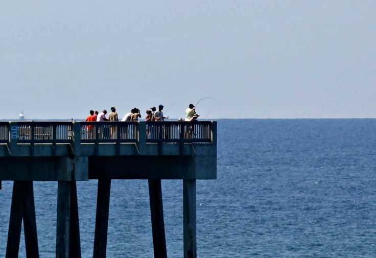 Pin by on something fishy pinterest for Panama city fishing pier
