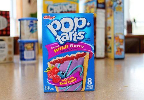 Pop Tarts Wild Berry Commercial