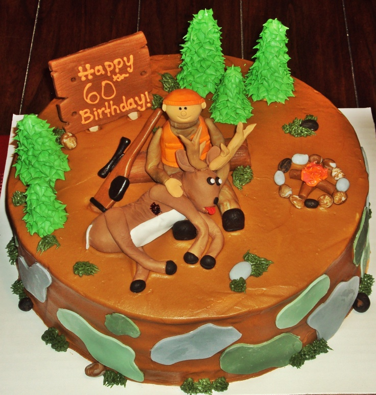 Dads 60th Birthday Cake He Loved It Ideas Pinterest