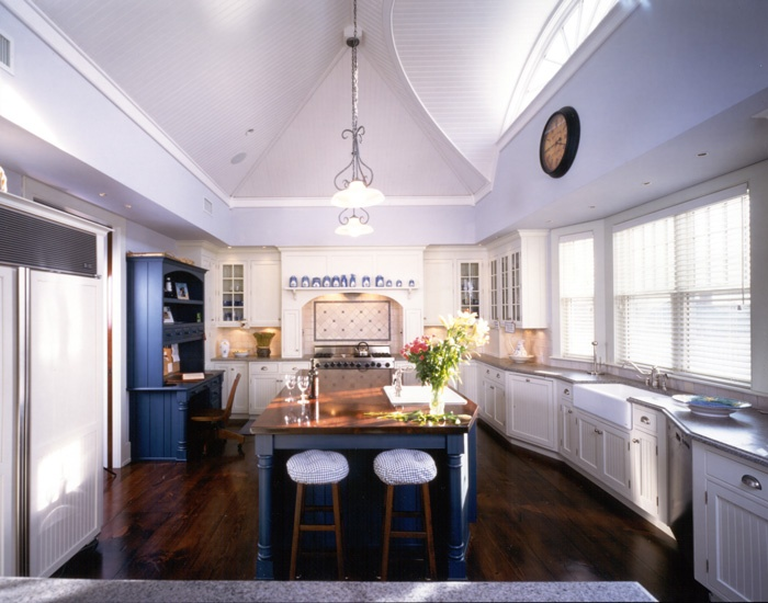 Nautical kitchen nautical ideas pinterest for Nautical kitchen designs