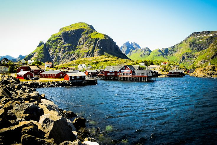 Lofoten Islands | Norway (by Chris Zielecki)