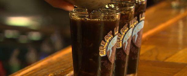 Burnt Trailer - Coffee Brandy & Moxie Soda