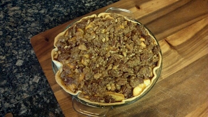 moms apple pie | yumm | Pinterest