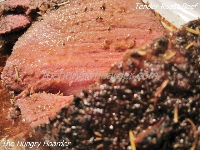 Tender roast beef my mother use to make a roast with mashed potatoes