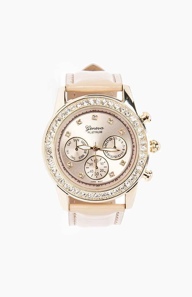 Watch from daily look called (Birthday watch) $29.99
