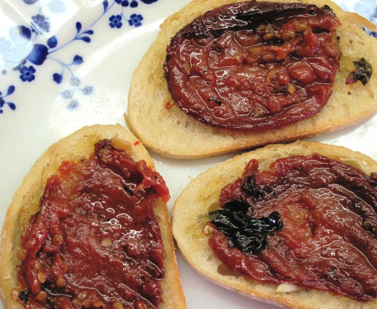 Oven-Roasted Canned Tomatoes | I Can | Pinterest