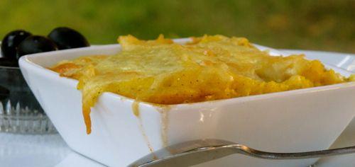 Vegan Comfort Food: Mini Tamale Pies; very good! Add chopped ...
