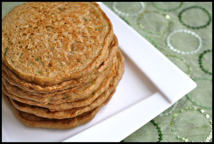 Zucchini bread pancakes | Elias | Pinterest