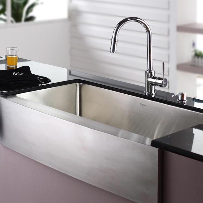 """36"""" stainless steel farmhouse sink Products We Like"""