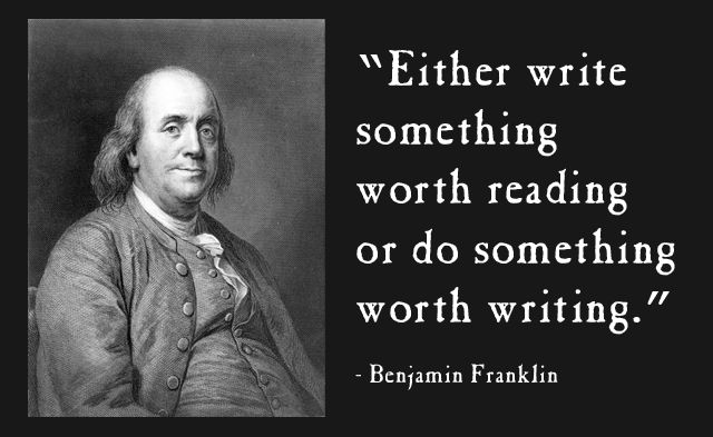 essays by benjamin franklin
