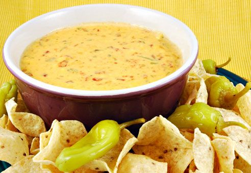 Texas Best Queso Dip | Recipes | Pinterest