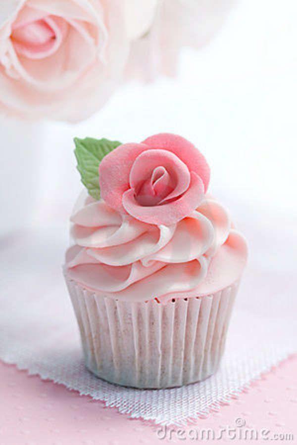 Rose Cupcake Royalty   cakes   Pinterest
