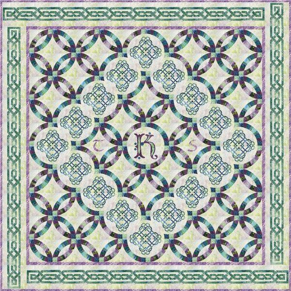 Celtic Wedding - An Irish Quilt Pinterest
