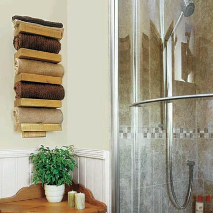 Fantastic DIY Rustic Bathroom Shelves Easy And Inexpensive Via