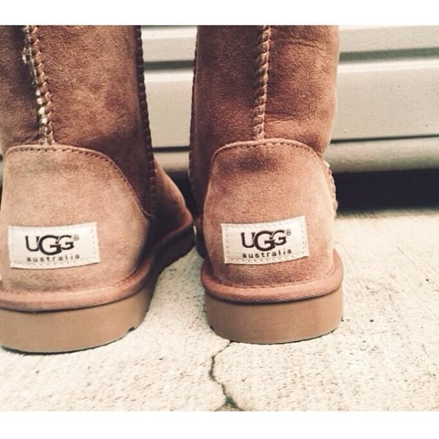 Love UGG Australia boots!