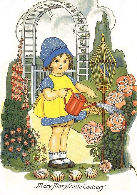 Margaret Evans Price postcard