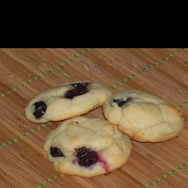 Blueberry Drop Cookies | Got Milk? (cookie recipes) | Pinterest