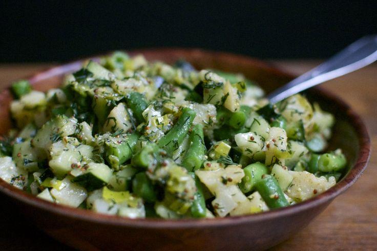 Not potato salad | Healthy home economist | Pinterest