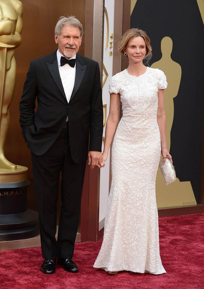harrison ford calista flockhart red carpets 2014 pinterest. Cars Review. Best American Auto & Cars Review
