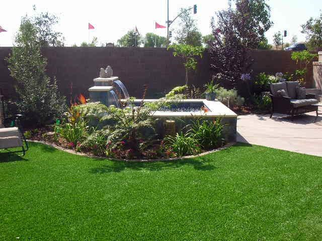 backyard spa in the yard pinterest