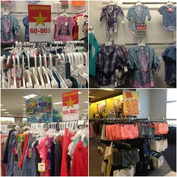 Kohls clothing store
