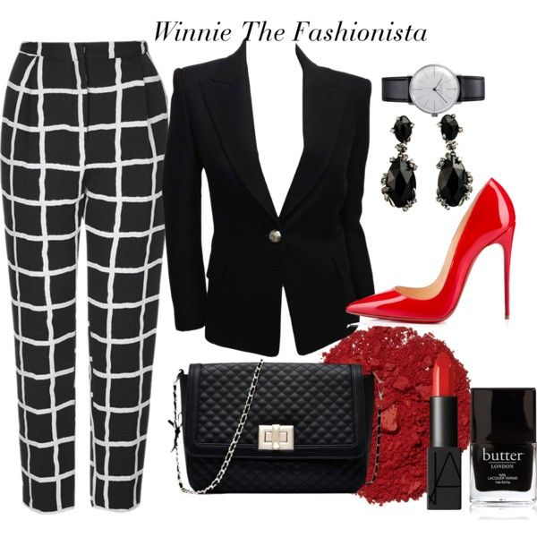 """THE BOSS"" by winniethefashionista on Polyvore"