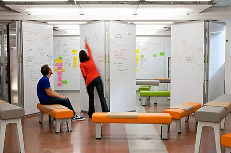 whiteboards variable meeting room design