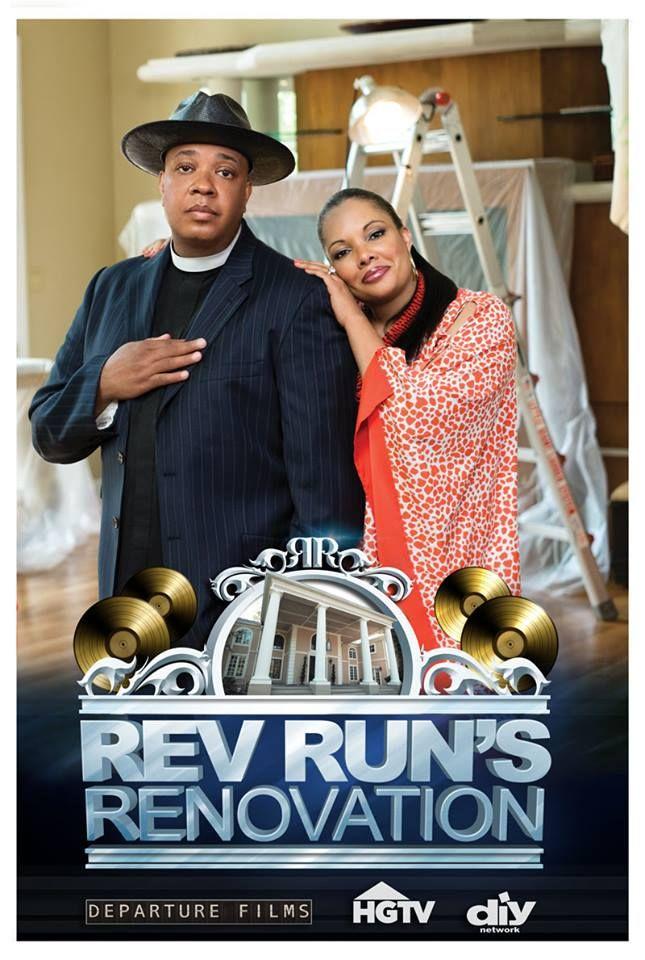 Behind the Scenes at Rev Run's Renovation >> http://www.diynetwork.com/rev-runs-renovation/show/index.html?soc=pinterest