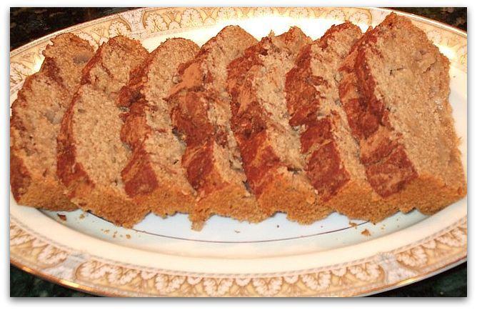 Gluten Free Apple Cinnamon Bread | Gluten Free | Pinterest