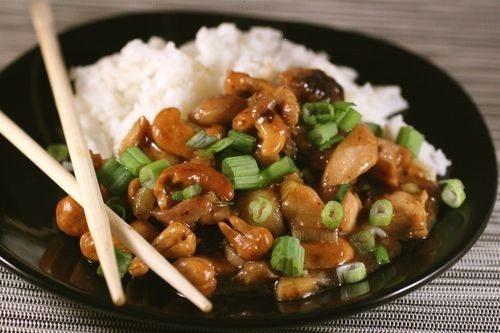 Cashew Chicken | Main dishes | Pinterest
