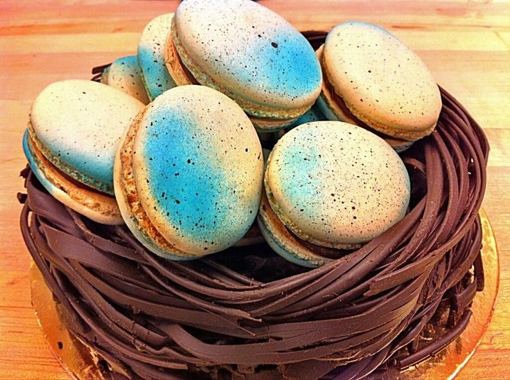 Bouchon Bakery Marshmallow Eggs Recipes — Dishmaps