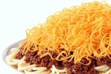 Cincinnati Chili (Skyline Chili) ate it all the time, still do and ...