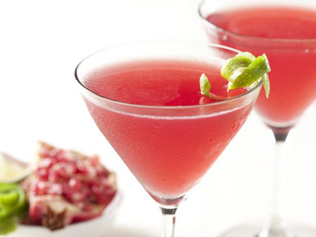 Easy pomegranate cosmo | Holidays | Pinterest