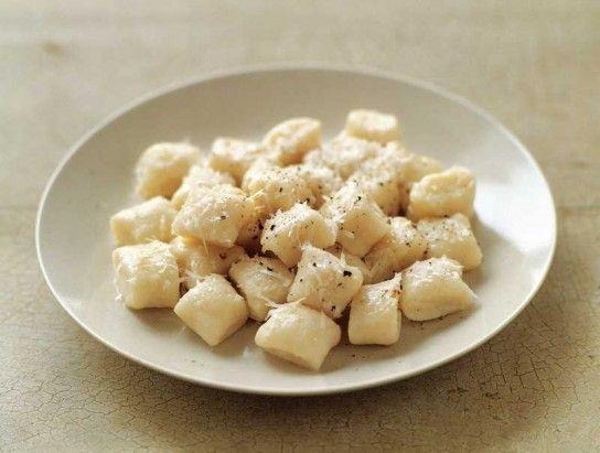 Super-Easy Homemade Potato Gnocchi | Recipes | Pinterest