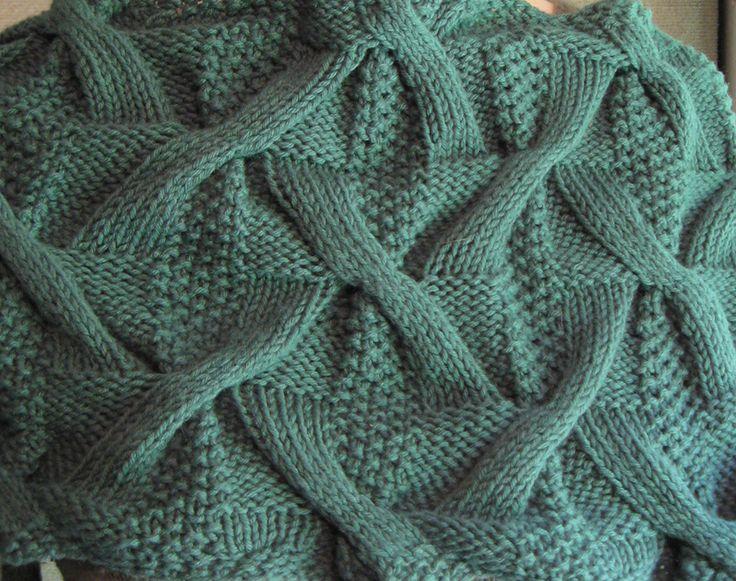 Knitting Stitches Patterns Pinterest : Bohemica Stitch