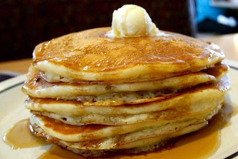 Classic Pancakes | Drool | Pinterest