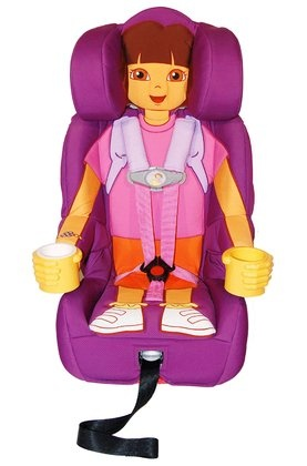 Somehow this kind of scares me....haha look at Dora's square head!