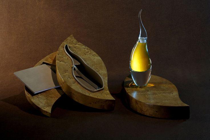 Modern perfume bottle. Modern packaging. | Memory Scent ...