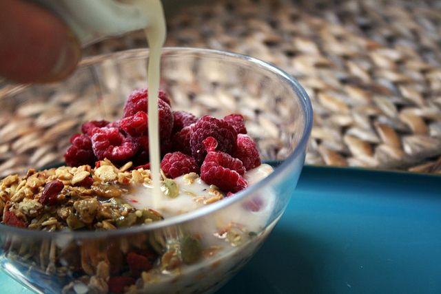Super Food Granola and Homemade Cultured Oat Milk