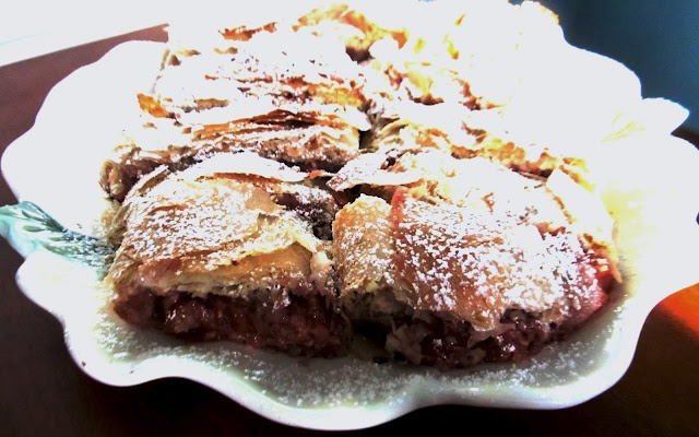cherry streusel pie sour cherry americano hungarian sour cherry cake ...
