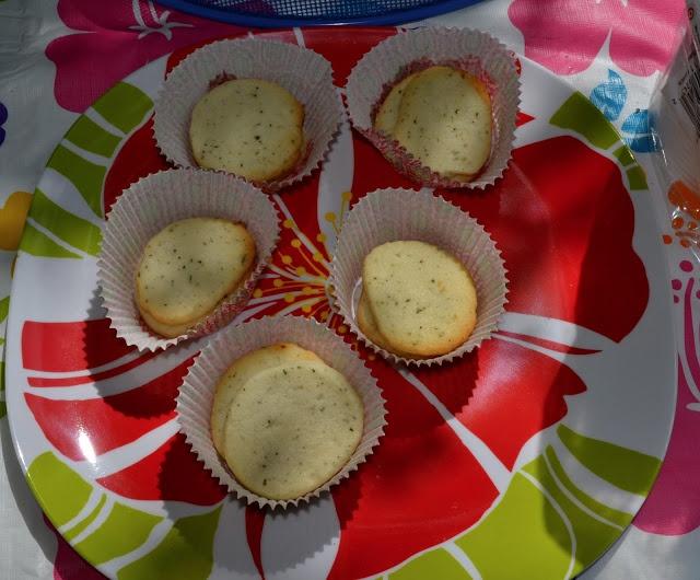 Turning Lemons into Lemon Rosemary Shortbread Cookies: A Recipe.