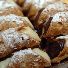 Basic Cannoli Recipes — Dishmaps