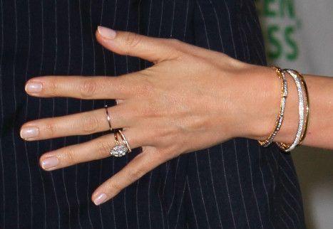 Rachel Bloom Engagement Ring