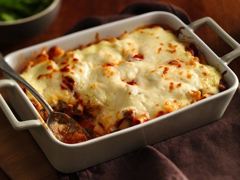 Baked Ziti Casserole - Add something cheesy to your dinner tonight ...
