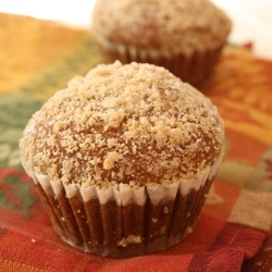 Lightened Up Pumpkin Muffins | Fall Food | Pinterest