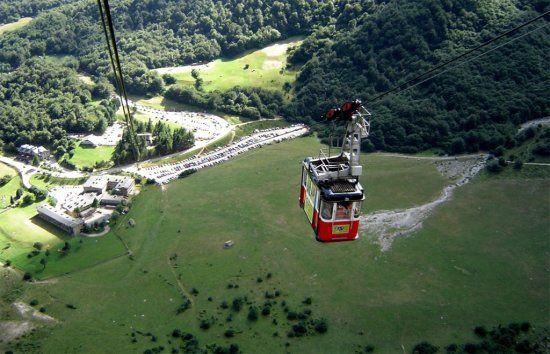 teleférico de Fuente Dè, Cantabria  Spain  Pinterest