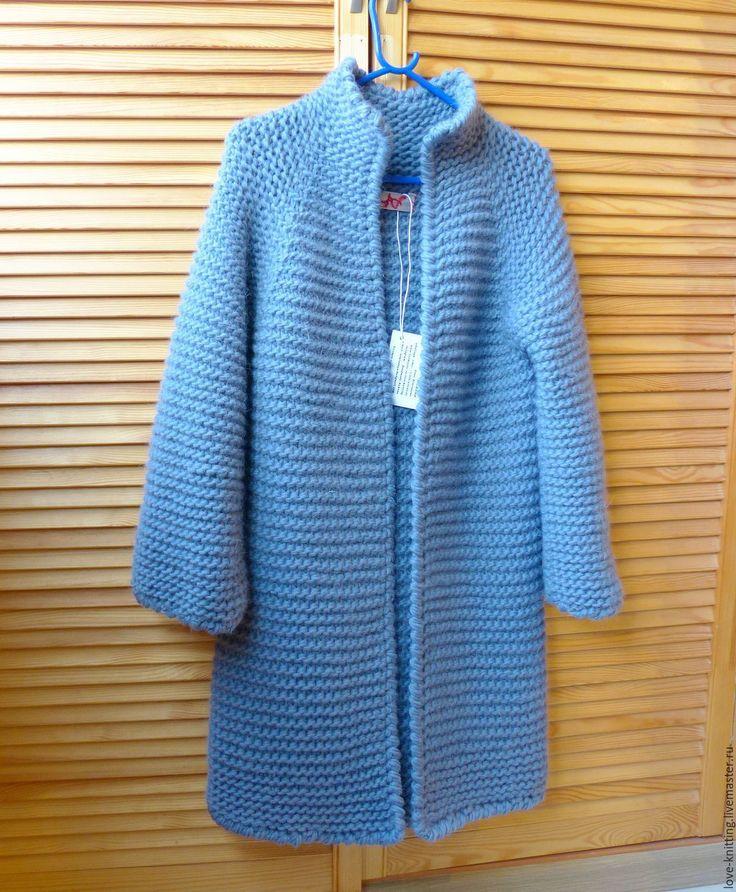 Страна мам вязание кардиганов пальто 36
