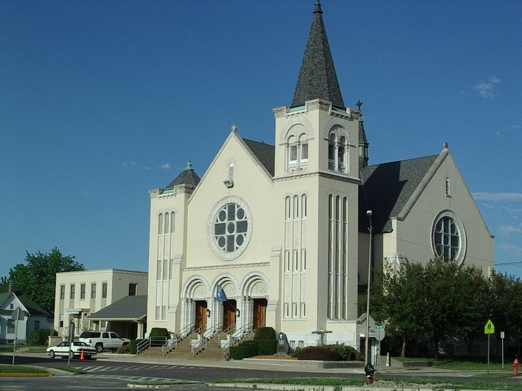 Moberly (MO) United States  city photo : Moberly, MO : St. Pius X Catholic Church | My Hometown | Pinterest